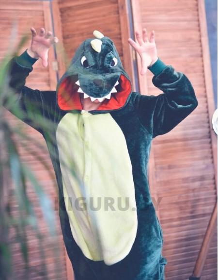 Динозавр Зеленый